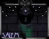 Absinthe Wall Skulle