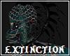 Extinction Spiky Horns