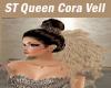 ST Queen Cora Veil Bride
