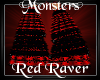 -A- Monsters Red Raver