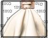 Bridal Golden Dress