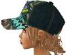 casquette blonde