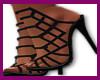)b( black heels