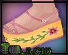 Spring Flower Sandels V2