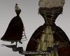 Antique Manequin/Red