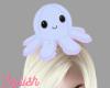 Blue/purple Octopus