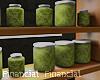 Weed Jar Shelf