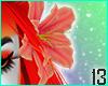 Polly Hair Flower