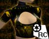 RC FF8800 Crop Top