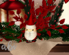$Christmas santa deco