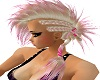 Punk Lady Pink/Blond