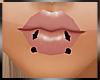 <3 My Lip Bites Piercing
