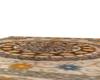 celtic floor rug