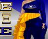 EXE Ruffle Suit