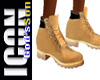 LG1 Wheat Color Boots