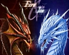 Fire and Ice Dragon