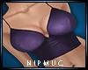 Nati Top Purple