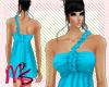 ::MS:: cute blue dress