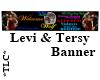*TLC*Levi & Tersy Banner