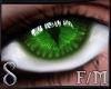 -S- Hybrid Olive Eyes
