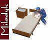MLK Ani Labor Bed