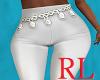 FG~ Pleasure Pants White
