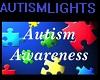 Autism Particle Lights!