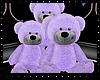 Purple Teddy BBG