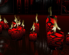 Z: Wicked Row Candles