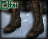E~ Scout WoodElf boots