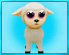 Cute Easter Lamb