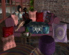 !S! Boho Lounge Couch