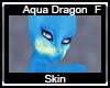 Aqua Dragon Fur
