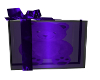 Purple Teddy Bear Gift