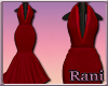 Valentina Gown Red