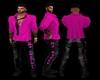 DJFoxGlove Pink Pants
