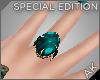 ~AK~ Royal Ring: Lapis