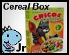 crisco cereal box