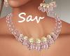 Blushing Jewels
