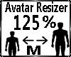 Avatar Scaler 125%