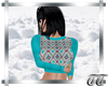Gayle Turquoise Sweater
