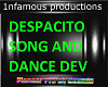 Despacito song and dance