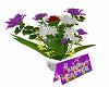 Easter Flowers Gift