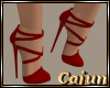 Love Spell Red Heels
