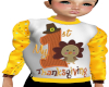 Child 1st Thanks Shirt M
