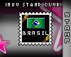 [V4NY] Stamp Brasil