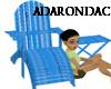 [WS]ADARONDAC LOUNGE blu