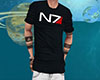 N7 Mass Effect Tshirt