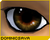 Cute Eyes - Mocha [M]