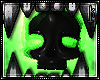 = Toxic Floating Skull